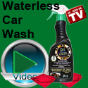 Dri-clean 'n GUARD Autow�sche ohne Wasser Waterless Car Wash